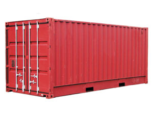 We love shipping containers to St Lucia!